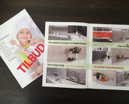 En rekke tilbud til kjøkkenet - kun hos Index Interiør!