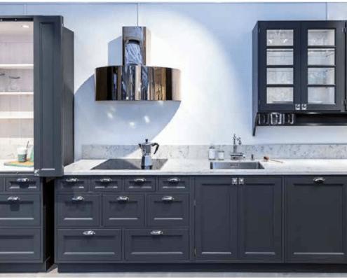 Kjokken Interior Inspirasjon: Kjøkken. Minimalistisk kjøkken design ...